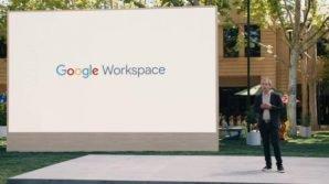 Google Workspace: dall'I/O 2021 tante novità per la produttività, tra cui Smart Canvas