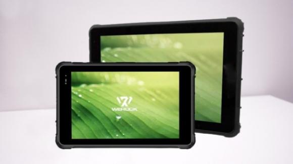 Rocktab S100 series: ufficiali i tablet corazzati di WEROCK
