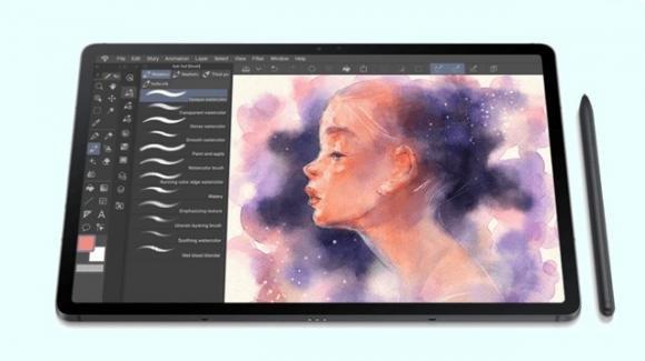 Galaxy Tab S7 FE: ufficiale il tablet premium low cost di Samsung