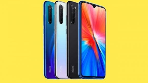 Redmi Note 8 2021: ufficiale e global il nuovo medio-gamma low cost di Xiaomi