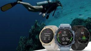 Garmin Descent Mk25: ufficiale il nuovo sportwatch per gli amanti del profondo blu
