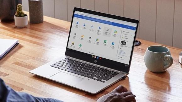 Chromebook Pro c640 G2: HP presenta il nuovo laptop con ChromeOS per la produttività