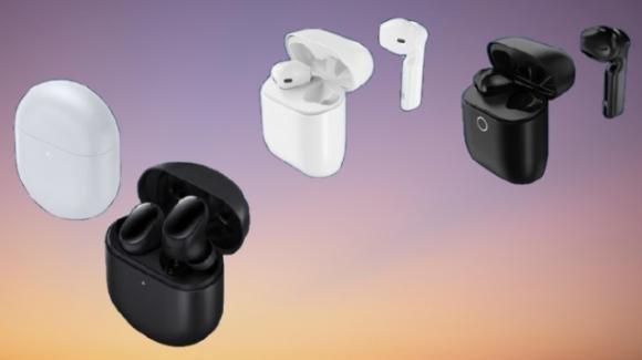 Redmi Airdots 3 Pro vs Panasonic B100: è sfida a suon di auricolari true wireless
