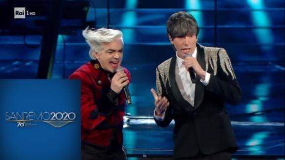 Bugo chiede un risarcimento a Morgan di 240 mila euro dopo la lite a Sanremo