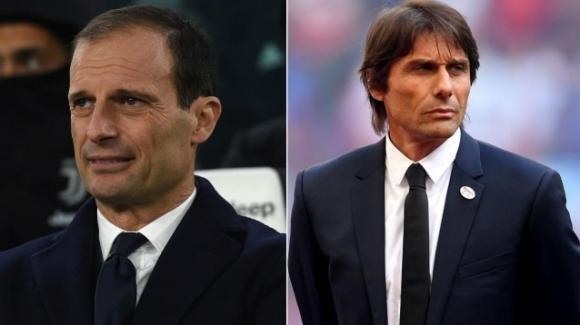 Serie A, domino panchine: torna Allegri alla Juve, via Conte dall'Inter
