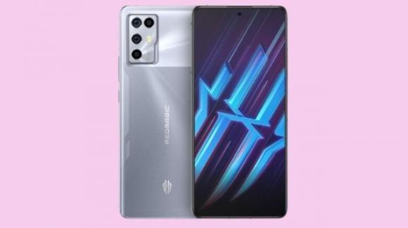 RedMagic 6R: scende in campo il nuovo ed elegante top gaming phone di Nubia