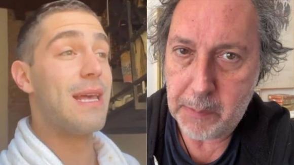 Fulvio Abbate ricoverato per un tumore lancia una frecciatina a Tommaso Zorzi