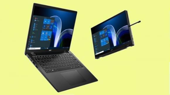 Acer presenta nuovi gaming desktop e notebook della serie Travelmate