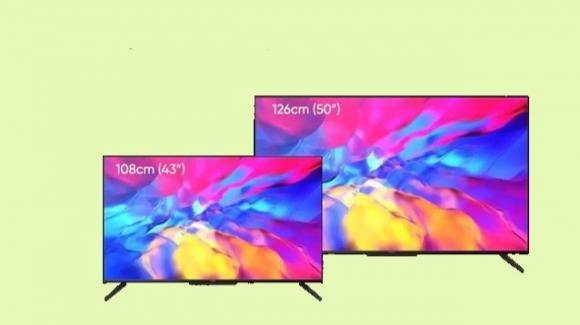 Realme Smart TV 4K: low cost 4K, con le Mi TV nel mirino