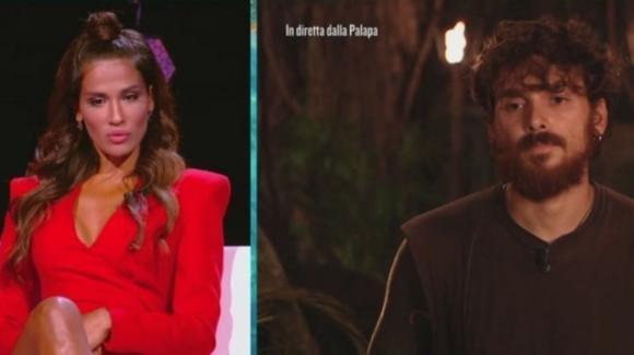 """L'isola dei famosi, Francesca Lodo contro Andrea Cerioli: """"In finale senza aver fatto nulla"""""""