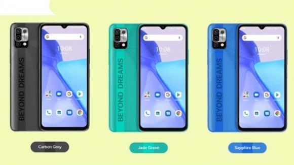 Umidigi Power 5: ufficiale il battery phone che fa anche da termometro