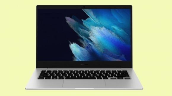 Samsung Galaxy Book Go: ufficiale il notebook low cost con processore ARM