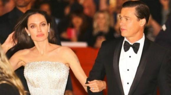 La lotta per la custodia dei figli tra Angelina Jolie e Brad Pitt