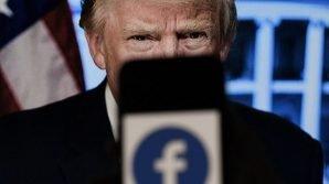 Facebook sospende Trump per due anni.