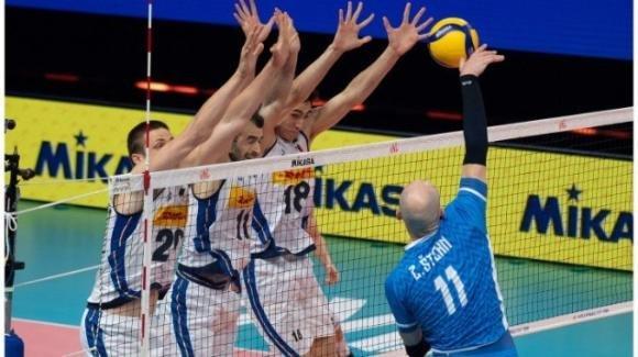 Volley Nations League: l'Italia perde 3-1 con l'Iran
