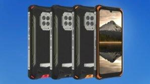 Doogee S86 Pro: ufficiale il rugged phone con termometro a infrarossi
