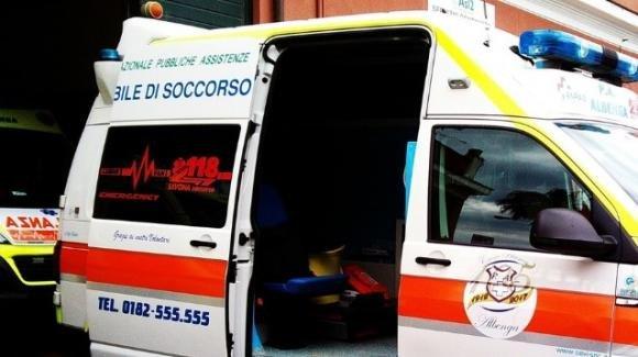 Incidente stradale: muore un centauro di Villapiana