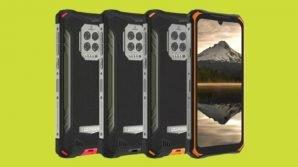 Doogee S97 Pro: ufficiale il rugged phone con telemetro laser e maxi batteria