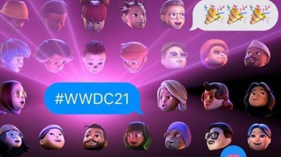 Apple WWDC 2021: iOS/iPadOS 15, watchOS 8, macOS Monterey e tante altre novità software