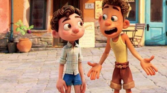 Luca: il cartone animato Pixar made in Italy