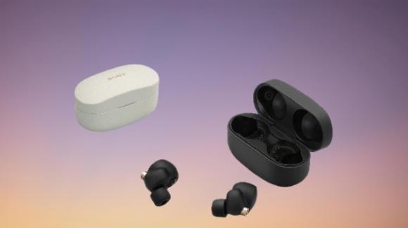 SonyWF-1000XM4: ufficiali i nuovi auricolari true wireless premium