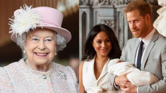 Royal Family, la Regina incontra Lilibet tramite videochiamata e invita Harry a pranzo