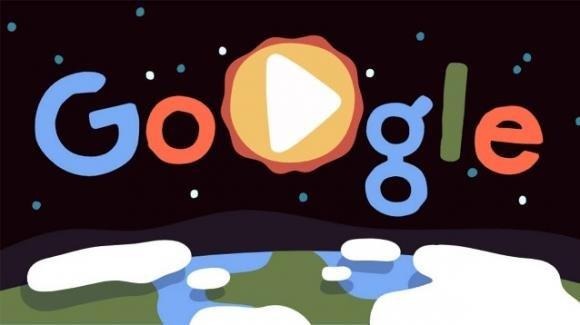 Il Google Doodle di oggi è dedicato a Shirley Temple