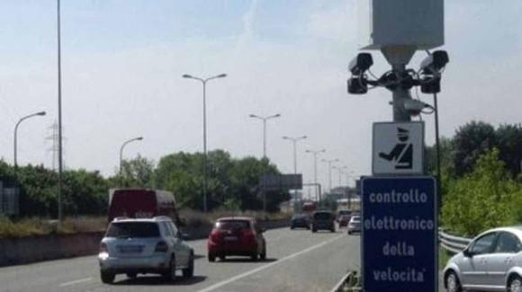 L'Italia è il primo Paese in Europa per numero di autovelox