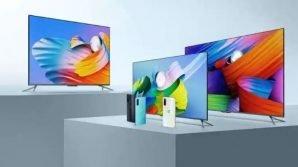 OnePlus TV U1S: ufficiale la nuova serie di smart TV 4K con webcam plug&play