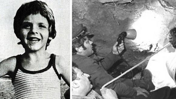 Roma, 40 anni fa la tragedia di Vermicino e del piccolo Alfredino caduto in un pozzo artesiano
