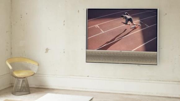 """Bang e Olufsen presenta la nuova smart TV di lusso Beovision Contour 55"""""""