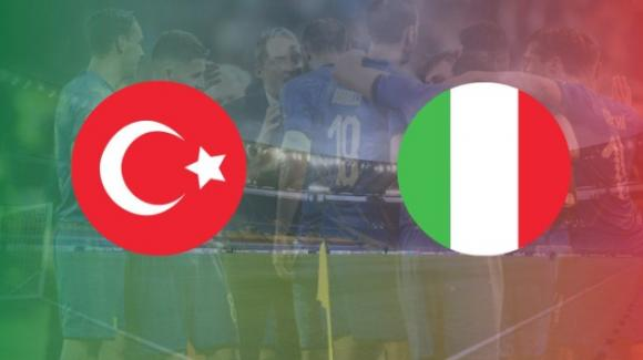 Turchia Italia 0-3: gli azzurri vincono con il bel gioco dinanzi a 16 mila tifosi