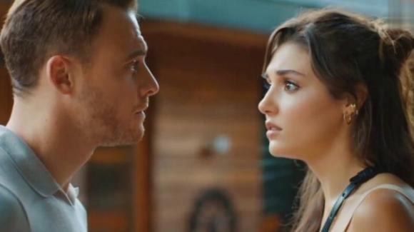 Love is in the air, anticipazioni 14-18 giugno: Eda e Serkan vengono scoperti