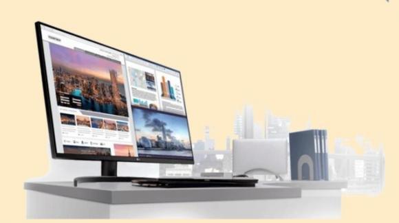 Ufficiali i nuovi smart display da LG, Samsung e Sony