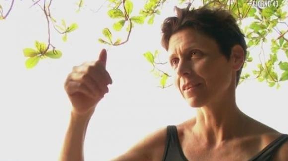 """Isolde Kostner dopo """"L'isola dei famosi"""" vuole restare in TV: """"Amo le novità"""""""