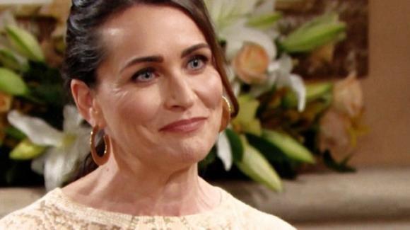 Beautiful anticipazioni dal 14 al 19 giugno: Quinn mostra a tutti il video del bacio tra Bill e Brooke, Flo scopre il segreto di Sally