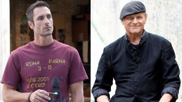 """Raoul Bova e le polemiche su Don Matteo: """"Terence Hill ha dato l'ok"""""""