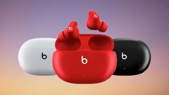 Beats Studio Buds: ufficiali i nuovi auricolari premium true wireless di Apple