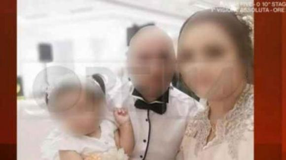 """Ore 14,  Rai 2: """"Questa è Denise Pipitone con sua figlia e suo marito"""""""