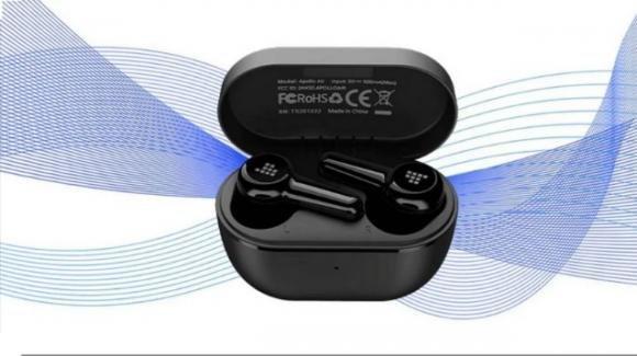 Tronsmart Apollo Air e Apollo Air+: i nuovi auricolari earbuds bluetooth con microfono integrato. Ecco le differenze