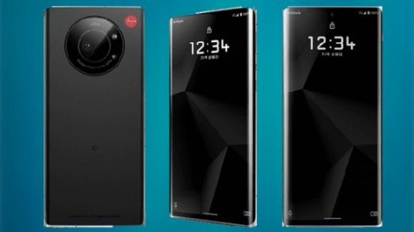 Leitz Phone 1: ufficiale il top gamma (Sharp) vestito ad arte da Leica