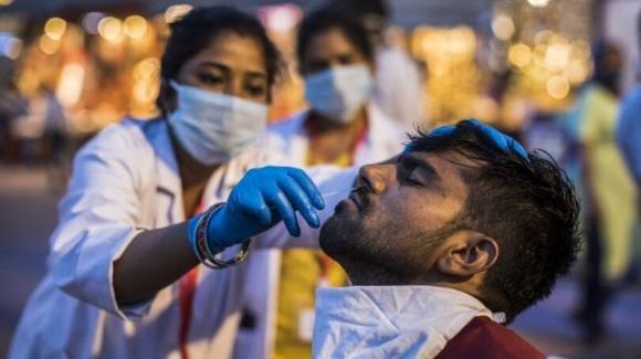 Covid-19: la variante indiana raddoppia il rischio ospedalizzazione