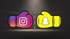 Instagram e Snapchat: sfida a suon di rumors, Reels e filtri AR