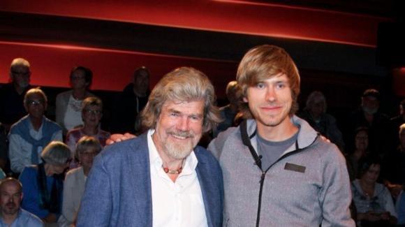 """Reinhold Messner, il figlio Simon a ruota libera: """"Sua moglie ha l'età di mia sorella"""""""