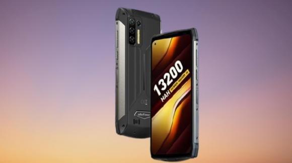Ulefone Power Armor 13: in arrivo il battery phone ipercorazzato