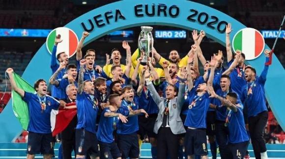 Euro 2020, l'Italia è meritatamente campione d'Europa