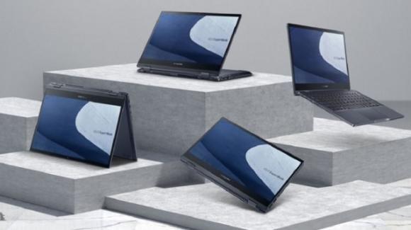 Asus annuncia quattro nuovi portatili ExpertBook grazie alla B5 Series