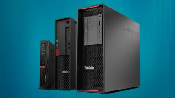 Lenovo annuncia le nuove workstation della serie ThinkStation P350