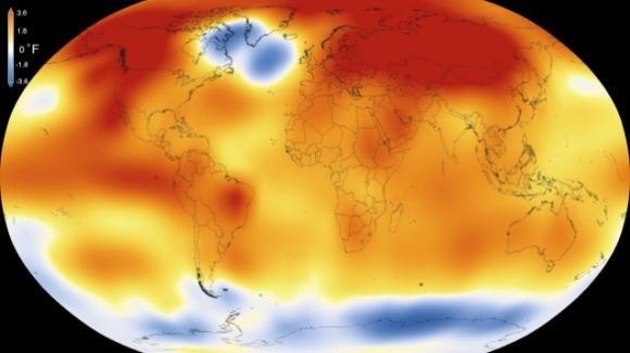 Stanziato un piano contro il riscaldamento climatico