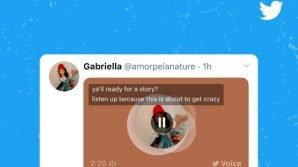 Twitter: annunciati i sottotitoli per i tweet audio